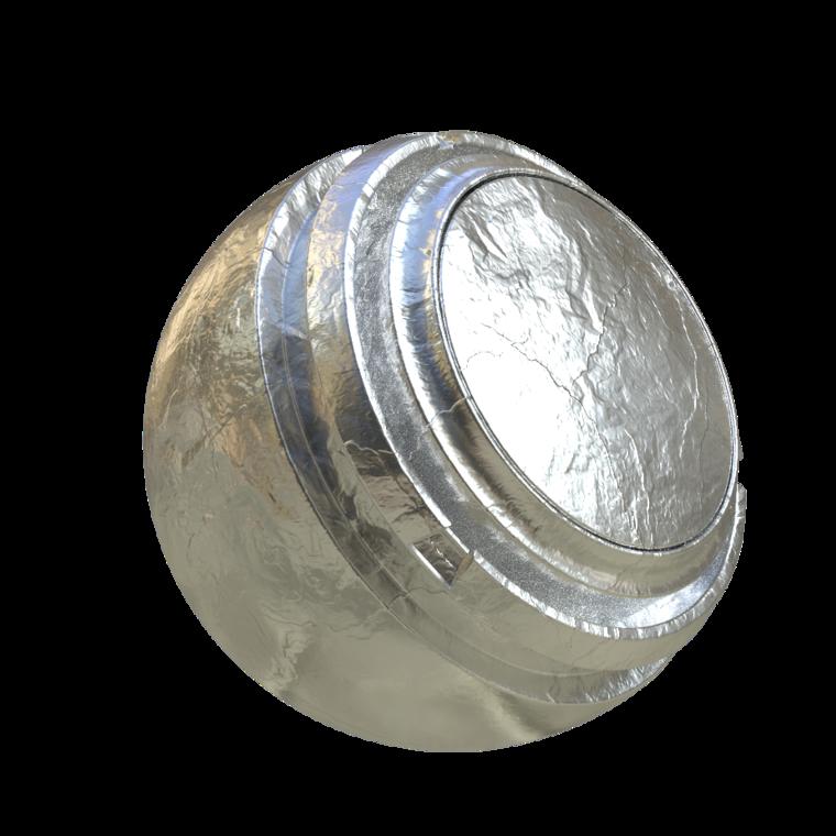 Foil material 02