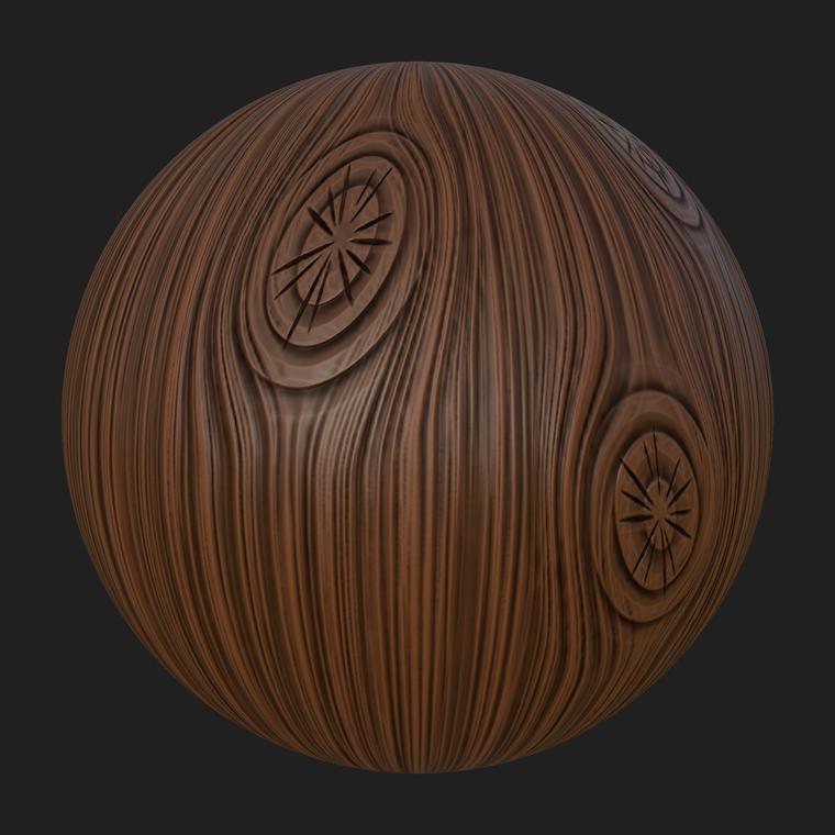 Log bark 1