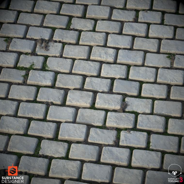 Stone floor 02