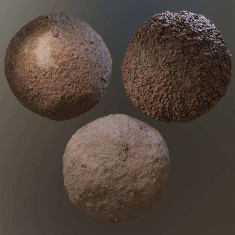Threespheres