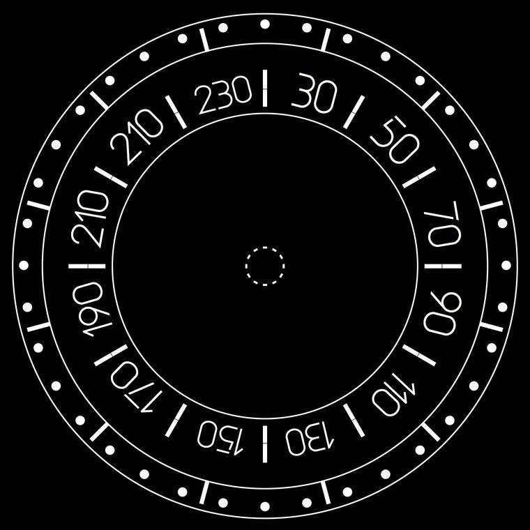 Exact speedometer 230