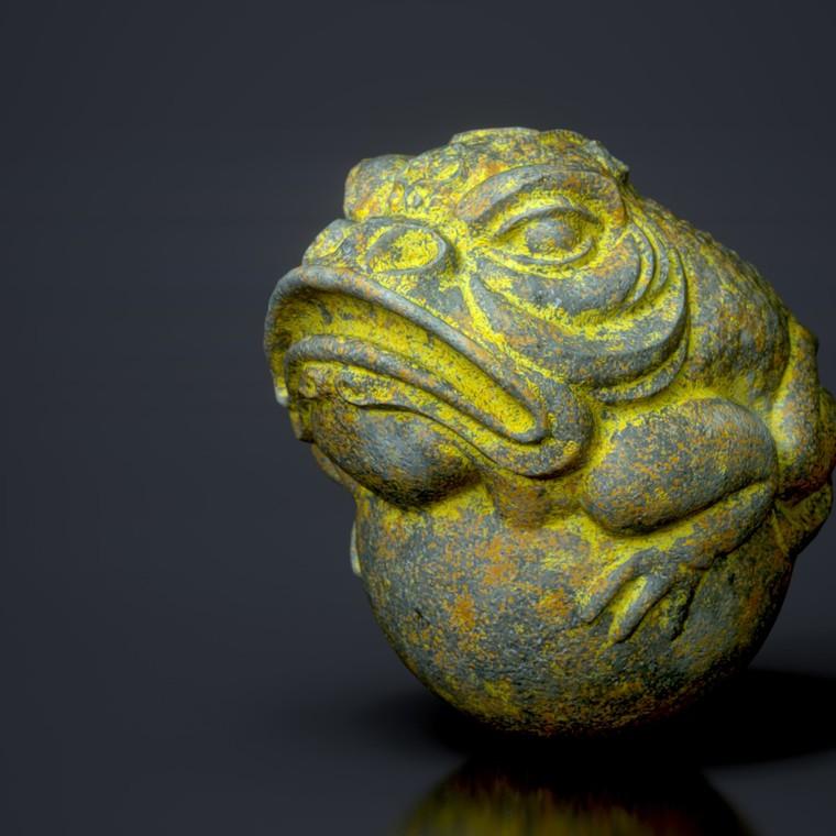 Lichen toad 1.4