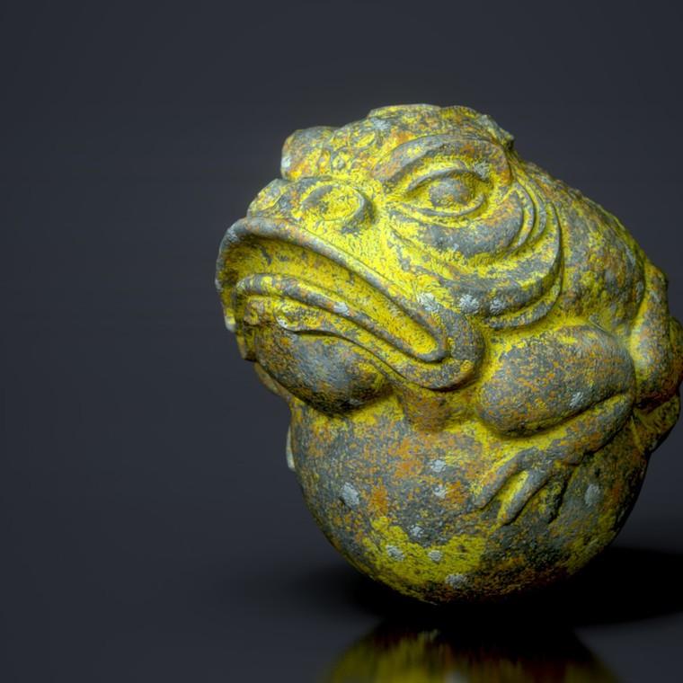 Lichen toad 1.5