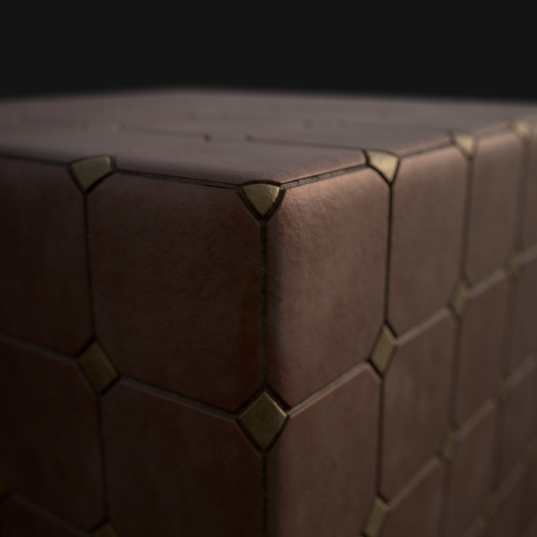 Old tiles 1