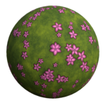 Toon flower