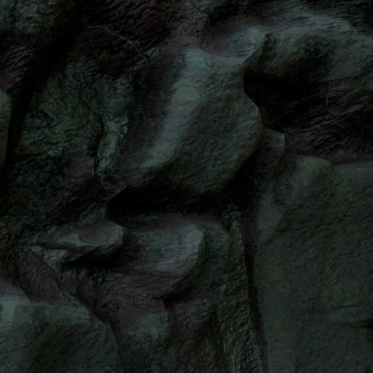 Cliff details