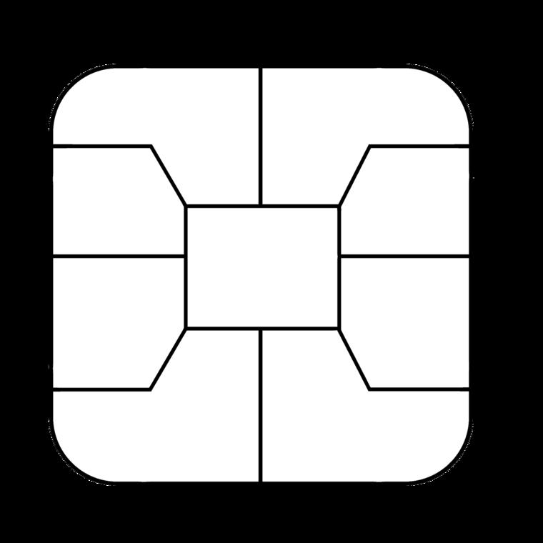 Env chip   3