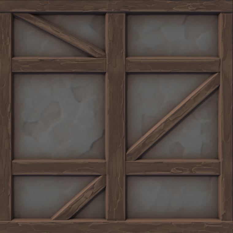 Wood wall 05