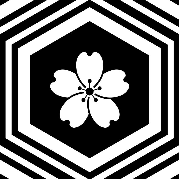 Sakura hex
