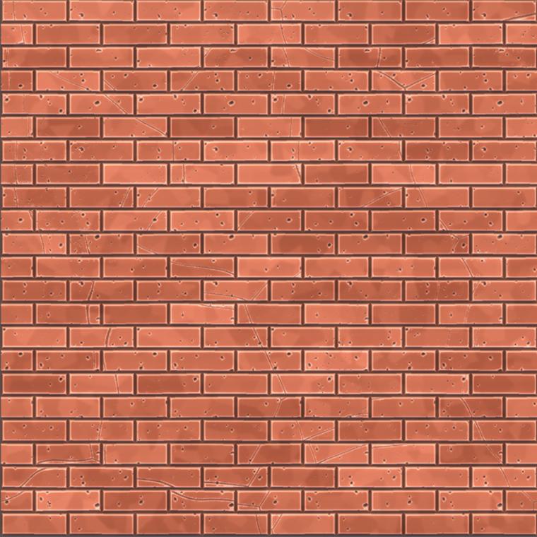 Stilized brick 03