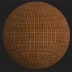 Substance player 2019.1   wafer bake texture.sbsar