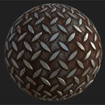 Substance player 2019.1   metal.sbsar