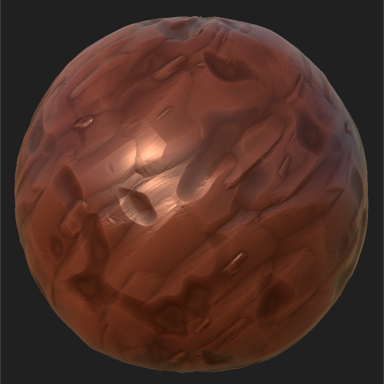 Substance player 2019.1   rock material 2.sbsar