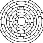 Pattern brickround
