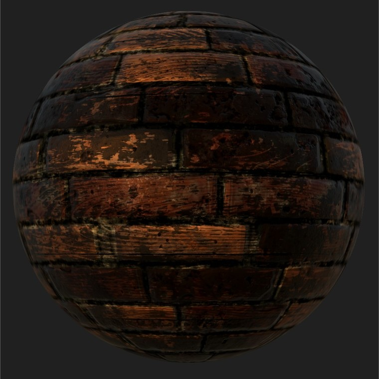 Substance player 2019.1   my first material.sbsar