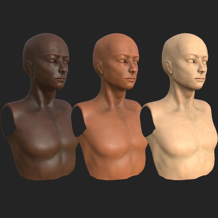 Skintonebases