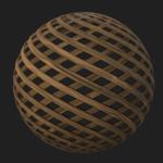 Wood grid
