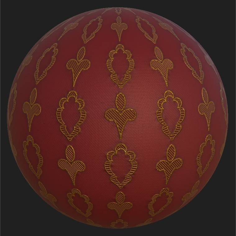 Substance player 2019.1   furniture fabric 1.0.sbsar