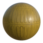 Tactile material sphere
