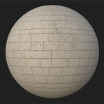 Substance player 2019.1   gothic bricks.sbsar