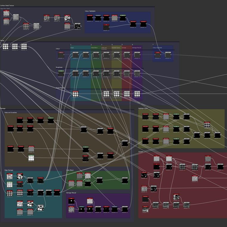 Choco graph 1x1 wbg