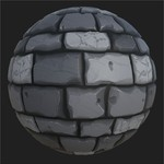 Substance player   stone wall 2.sbsar